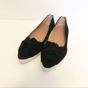Dr. Scholls Original Collection Black Flats